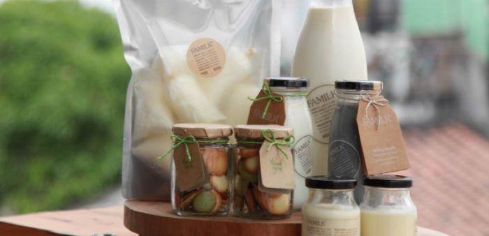 Đặt sữa tươi giao tận nhà Familk vô cùng đơn giản và dễ dàng