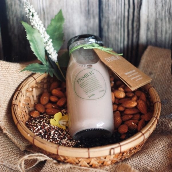 almond-quinoa